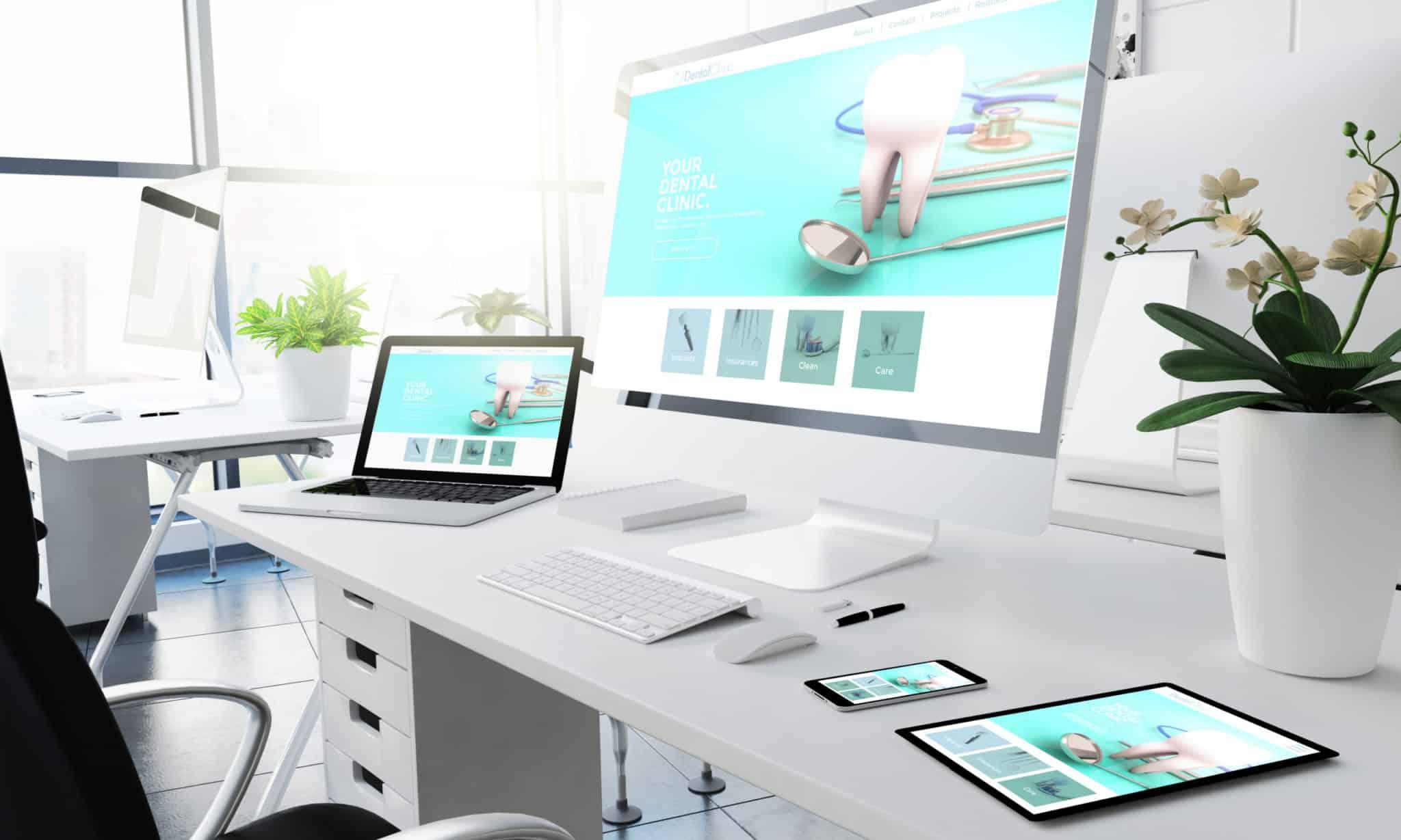 inbound medic medical marketing web design and development